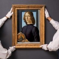 """لوحة بوتيتشيلي تفتتح مزاد """"سوذبيز"""" بقيمة 80 مليون دولار"""