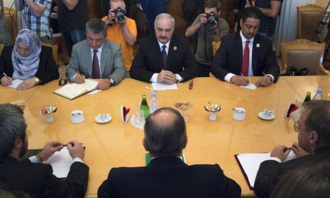 أميركا تطلب من تركيا وروسيا والإمارات إخراج قواتها من ليبيا