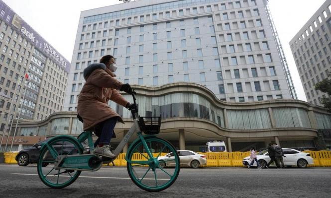بعد وصوله ووهان الصينية: فريق الصحة العالمية يحقق بمصدر كورونا