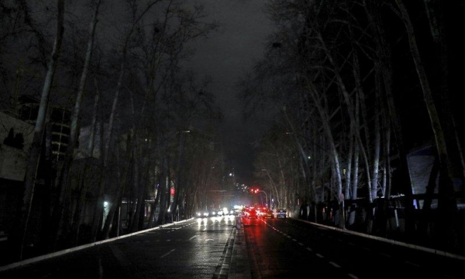 صافرات الإنذار تدوّي في طهران