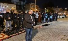تظاهرة في يافا احتجاجا على العنف والجريمة وتواطؤ الشرطة