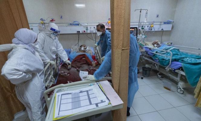 الصحة الفلسطينية: 9 وفيات بكورونا و11 إصابة بالطفرة المتحوّرة