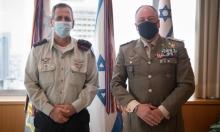 كوخافي يلتقي قائد يونيفيل ويبحثان الوضع بجنوب لبنان