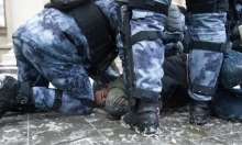 روسيا: ارتفاع عدد معتقلي تظاهرات اليوم إلى 4000