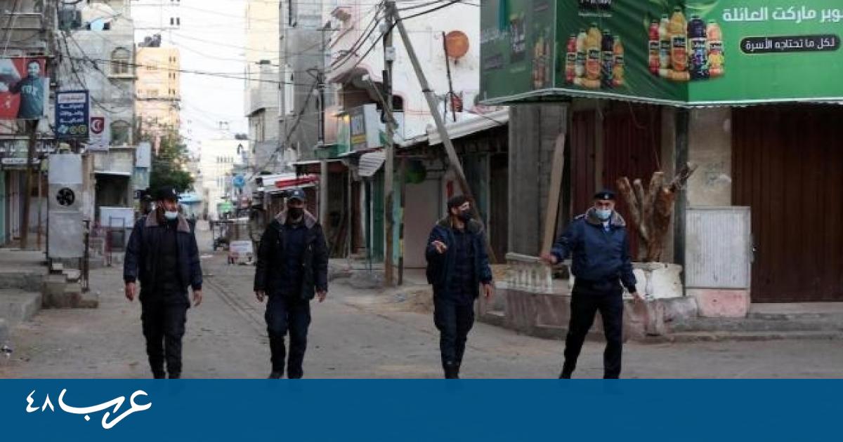 الصحة الفلسطينية: وفاتان و403 إصابة جديدة بكورونا