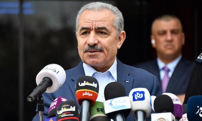 الحكومة الفلسطينية تمّدد إجراءات كورونا أسبوعين