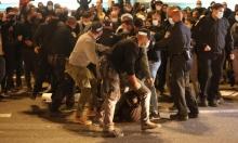اعتقالات في الناصرة: البلدات العربية تتظاهر ضد جرائم الشرطة