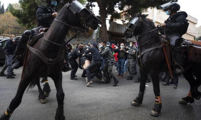 """""""عدالة"""": جريمة الشرطة في طمرة نتاج مؤسسة ترى بالعرب عدوًا أبديًا"""