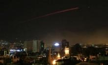 هجوم إسرائيلي على مواقع في سورية