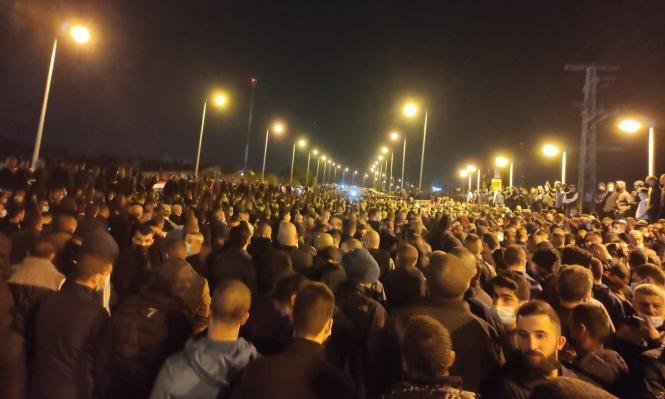 السبت: مظاهرة قطرية احتجاجا على الجريمة في طمرة
