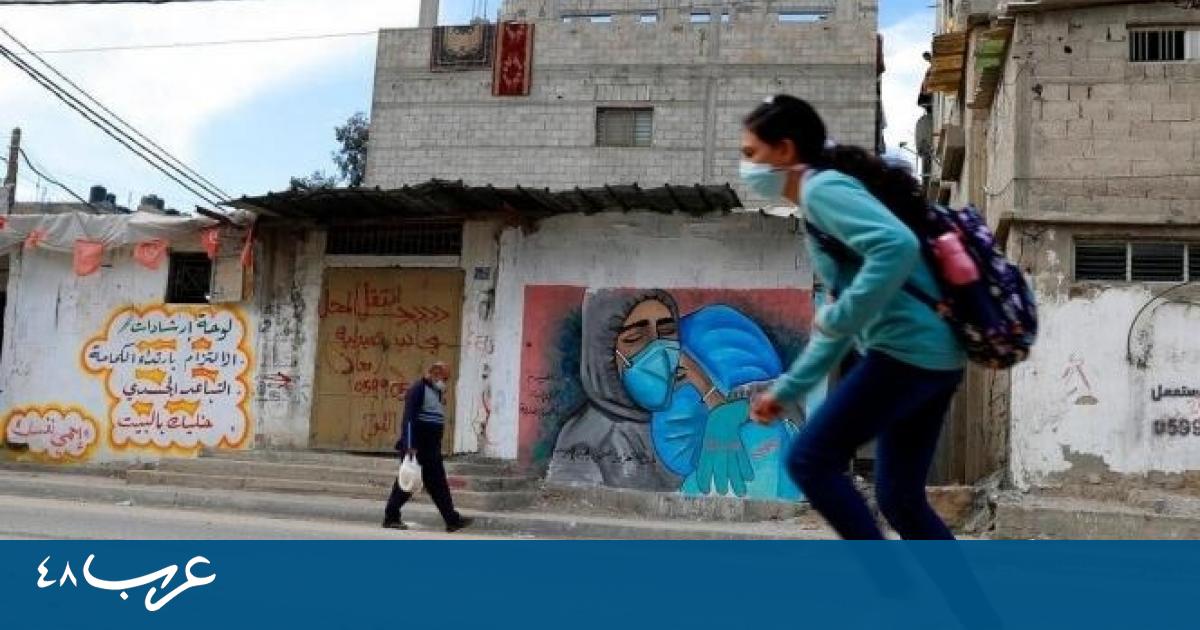 الصحة الفلسطينية: 10 وفيات و670 إصابة جديدة بكورونا