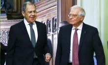 """بوريل: علاقتنا مع روسيا """"في أدنى مستوياتها"""""""