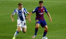 برشلونة يفقد أحد نجومه أمام سان جيرمان
