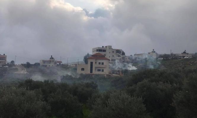 الضفة: الاحتلال يصيب شابًا ويحتجزه في كفر مالك