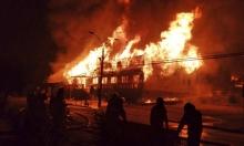 تشيلي: الشرطة تقتل فنانا ومتظاهرون يحرقون مباني حكومية