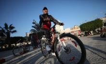 """""""دراجو البتر"""": فريق بغزة من مبتوري الأقدام يتحدى ما خلفه رصاص الاحتلال"""