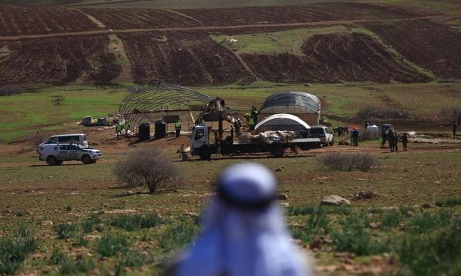 الاحتلال هدم وصادر 69 منشأة وهجر 80 فلسطينيا بأسبوعين