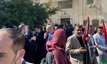 الضفة: مواصلة الاحتجاجات الرافضة لقرارات عباس بشأن السلطة القضائية