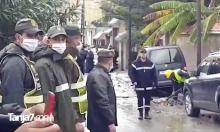 ارتفاع حصيلة الضحايا إثر غرق معمل في طنجة