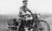 """شركة تعيد إنتاج دراجات ناريّة كانت محبّبة لـ""""لورنس العرب"""""""