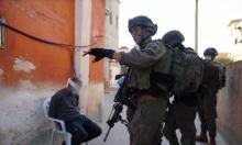 اعتقال 27 فلسطينيا بالضفة وتوغل محدود بغزة