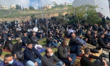 أم الفحم: دعوة مصلي الجمعة الماضية في ساحة البلدية لإجراء فحص كورونا