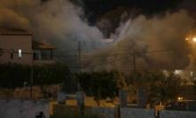 الاحتلال يفجر منزل الأسير محمد كبها