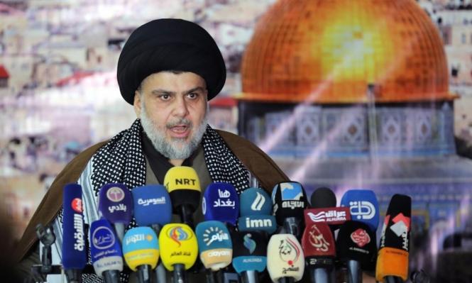 """الصدر: لن نسمح بالتطبيع مع إسرائيل """"حتى لو كلفنا ذلك الدماء"""""""