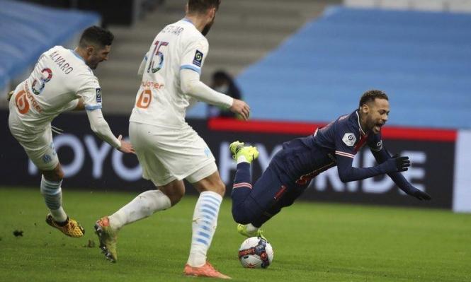 الإصابة تمنع نيمار من مواجهة برشلونة