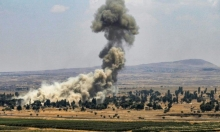 المرصد السوري: انفجار قرب موقع لحزب الله في القنيطرة