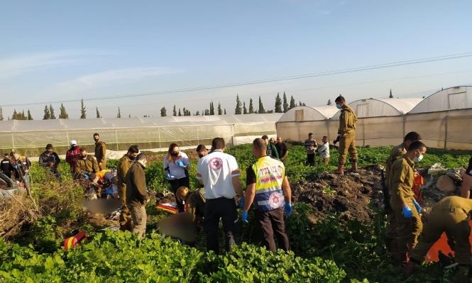 استشهاد فلسطيني دهسا من قبل مستوطن في الأغوار