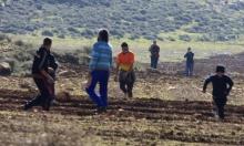 الاحتلال يقمع مسيرة كفر قدوم وإصابات إثر هجوم للمستوطنين
