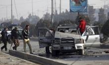 أفغانستان: مقتل 5 عناصر شرطة في تفجير