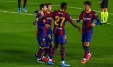 برشلونة يتلقى دفعة قوية قبل مواجهة سان جيرمان