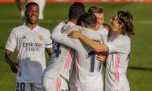 ريال مدريد يتخطى عقبة فالنسيا