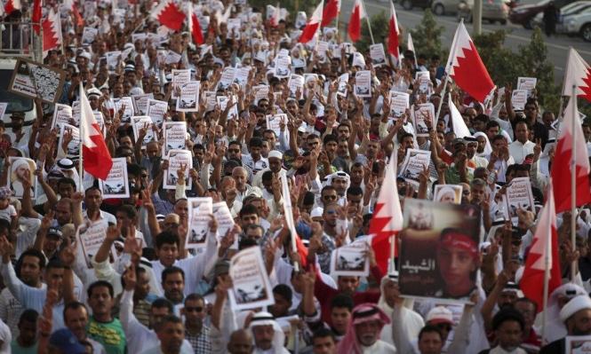 رغم التشديدات الأمنية: خروج تظاهرات في البحرين