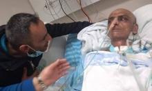 """الأسير مسالمة يرقد بمستشفى """"سوروكا"""" بحالة حرجة"""