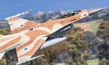 """""""وردة الجليل"""": تدريب سلاح الجو الإسرائيلي يحاكي حربا بالجبهة الشمالية"""