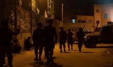 توغل بغزة واعتقالات ومداهمات بالضفة والقدس