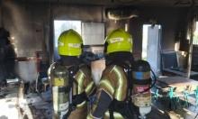 النقب: حريق في روضة أطفال بقرية أبو تلول