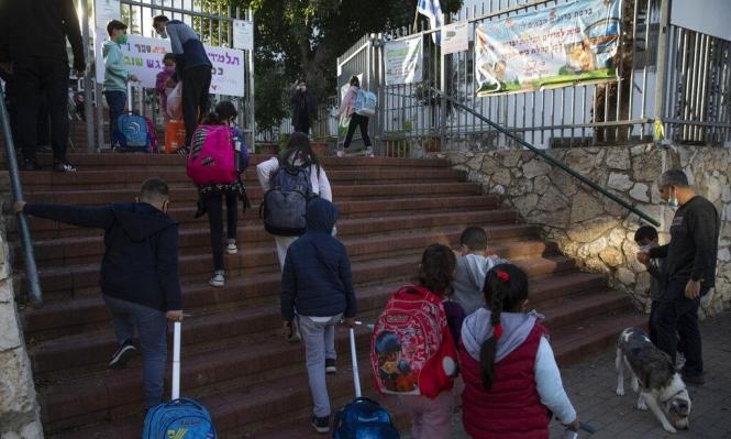 الصحة الإسرائيلية تحذر من تفشي كورونا بصفوف الأطفال