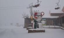 حالة الطقس: منخفض جوي وثلوج حتى الجمعة