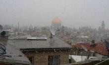 عاصفة القدس الثلجية تضرب في غضون ساعات