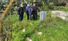 بعد 73 عاما من الرفض: فلسطيني يزور ضريح أخيه في معلول
