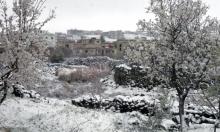 حالة الطقس: أمطار وثلوج وانحسار المنخفض الجمعة