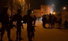 اعتقالات بالقدس وتوغل عسكري محدود بغزة