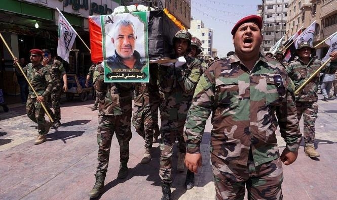 """العراق: مقتل 3 من الحشد الشعبي باشتباك مع """"داعش"""" بديالى"""