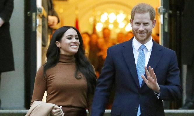هاري وميغن يفقدان آخر ألقابهما الملكيّة