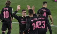 ريال مدريد يتخطى عقبة بلد الوليد