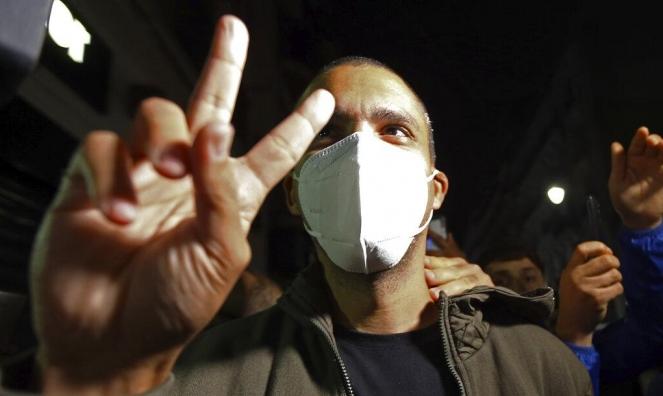 الجزائر: درارني ينتصر لحرية التعبير والصحافة